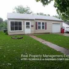 Rental info for 1924 S Lake Avenue in the Sioux Falls area