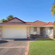 Rental info for IMMACULATE FAMILY HOME THAT TICKS ALL THE BOXES! in the Brisbane area