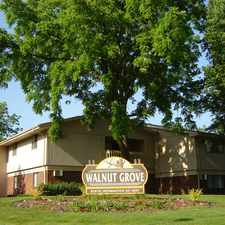 Rental info for Walnut Grove Apartments in the Waukesha area