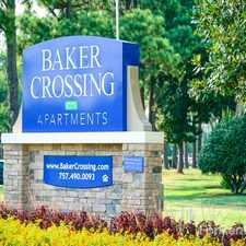 Rental info for Baker Crossing Apartments