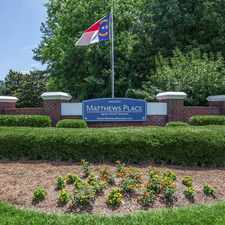 Rental info for Mission Matthews Place