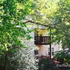 Rental info for Madison Hall