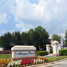 Rental info for Abbington Place