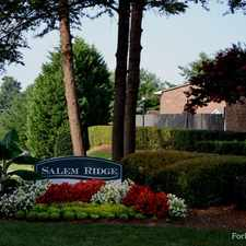 Rental info for Salem Ridge