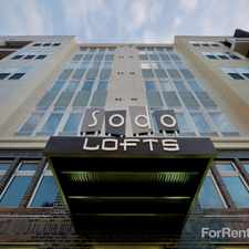 Rental info for Lofts at SoDo
