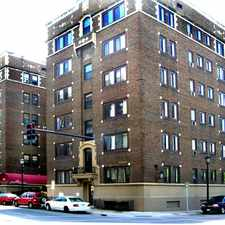 Rental info for The Buckingham in the Loring Park area