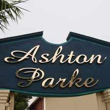 Rental info for Ashton Parke! The best place to live !