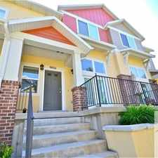 Rental info for 9021 South Ridge Bend Court in the Cottonwood Heights area
