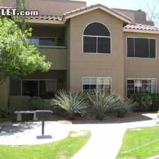 Rental info for $1250 2 bedroom Apartment in Scottsdale Area in the Scottsdale area