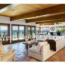 Rental info for 5 STAR LUXURY LIVING - BEACH LOVERS DELIGHT!!!! IMMACULATE HOME!!!