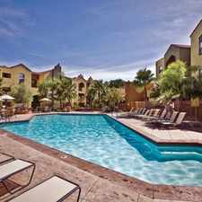 Rental info for Greenspoint at Paradise Valley in the Phoenix area