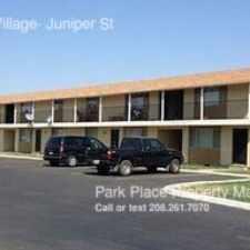 Rental info for Western Village- Juniper St