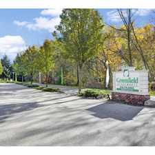 Rental info for Greenfield Apartments in the Creston area