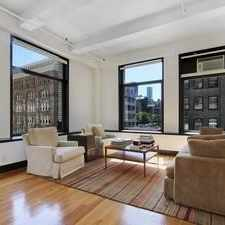Rental info for 181 Hudson St #3D in the New York area