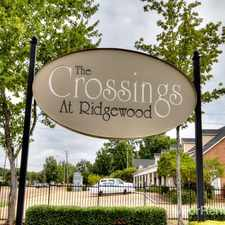 Rental info for Crossings at Ridgewood