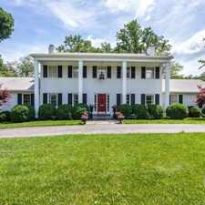 Rental info for $6500 4 bedroom House in Falls Church in the West Falls Church area