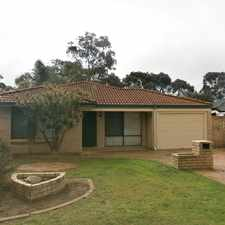Rental info for FAMILY HOME CLOSE TO ALL AMENITIES
