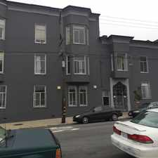 Rental info for Hot! 4 BR flat in HOT Hayes Valley. Hardwood floors. in the Duboce Triangle area