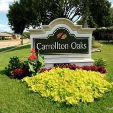 Rental info for Carrollton Oaks