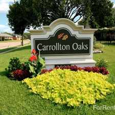 Rental info for Carrollton Oaks