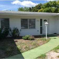Rental info for Delightful 2/2 Florida Vacation Home