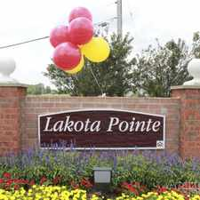 Rental info for Lakota Pointe Townhomes