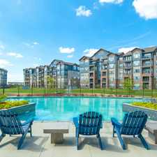 Rental info for Prairie View at Village West in the Kansas City area