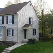 Rental info for $2300/3br-1710ft2- 3 Bedroom 4 bath(2full/2half) in the Ellicott City area