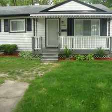 Rental info for Sepehr in the 48091 area