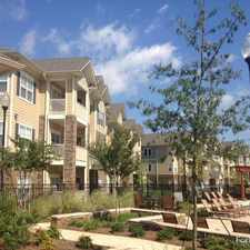 Rental info for The Cove at Creekwood Park
