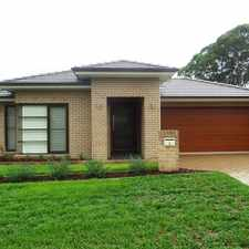 Rental info for Contemporary Executive House! in the Sydney area