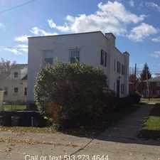 Rental info for 1011 Webster Avenue