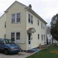 Rental info for West Warwick, 2 bed, 2nd FL, heat included