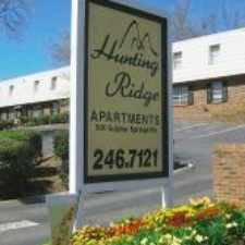 Rental info for Hunting Ridge Apartments