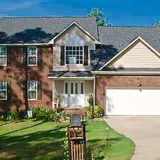 Rental info for Large 4 Bedroom with Extra Large Bonus Room in Carolina Lakes!