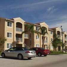 Rental info for LAGUNA OF VERO BEACH