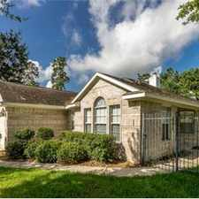 Rental info for Rent by owner The woodlands 3 beds 2 baths in the The Woodlands area