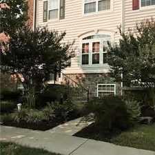 Rental info for BUILDER SHOWCASE TOWNHOUSE