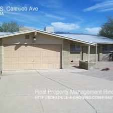 Rental info for 3245 S. Calexico Ave