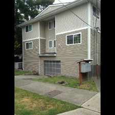 Rental info for Apartment In Seattle in the North College Park area