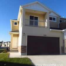 Rental info for 3238 W Manor View Drive