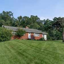 Rental info for All Brick Ranch conveniently located
