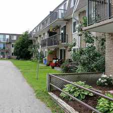 Rental info for 2 Bedroom Deluxe Apartment for Rent: 995 16th St. E., Owen Sound in the Owen Sound area