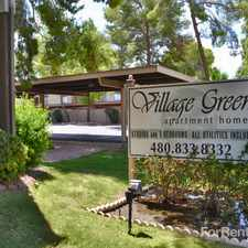 Rental info for Village Green Apartment Homes