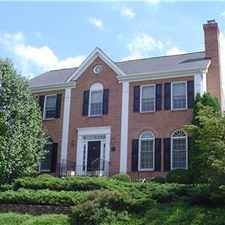Rental info for Beautiful single family home in Alexandria, VA in the Rose Hill area