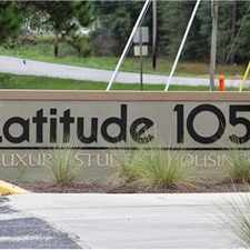 Rental info for Latitude 105