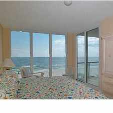 Rental info for Beautiful condo on Navarre Beach! Call Today!