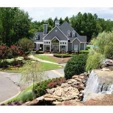 Rental info for The Falls and Woods of Hoover