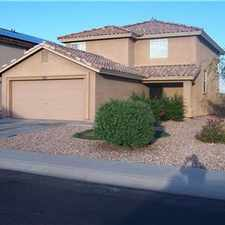 Rental info for Beautiful Home in Sundance/Buckeye AZ