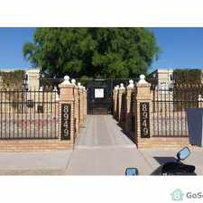 Rental info for This is gorgeous Apt. It come with utiilites, cable, private garage, all enclosed property. Kitchen cabinets, door moldings, cornices on the windows all done in red oak, new double pane windows. in the Angel's Triangle area